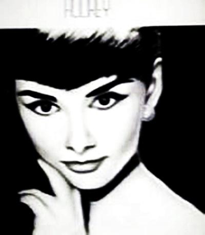 Audrey Hepburn by audrey10